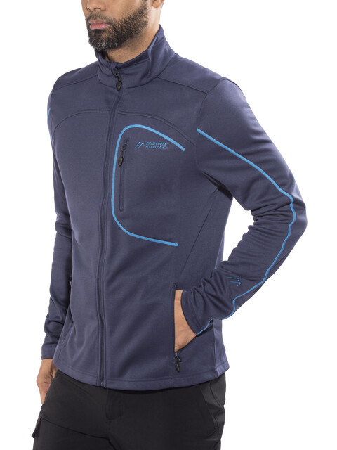 Maier Sports Tranby Fleece Jacket Men aviator